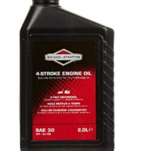 Briggs engine oil 2L